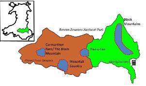 Guided Walks Brecon Beacons
