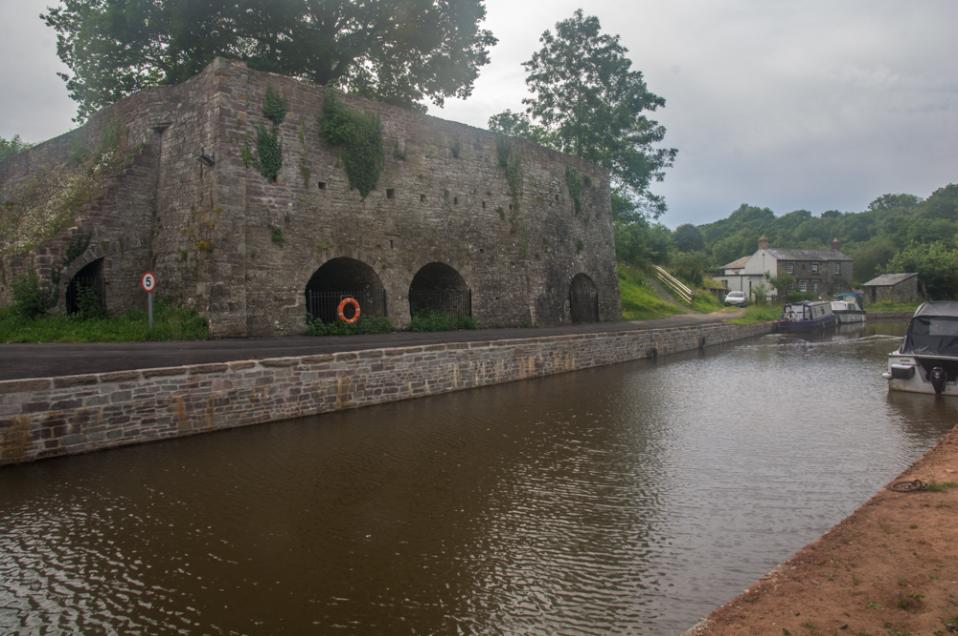 Llangattock lime kilns, Brecon Beacons tours