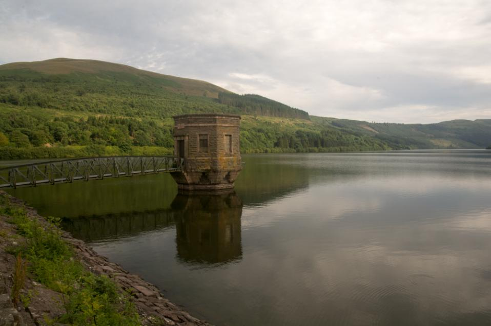 Talybont Reservoir, Brecon Beacons Tours