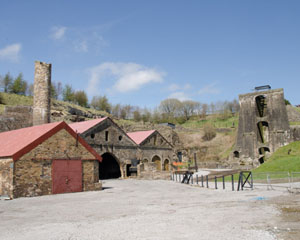 Blaenavon World Heritage Site,Brecon Beacons Tours